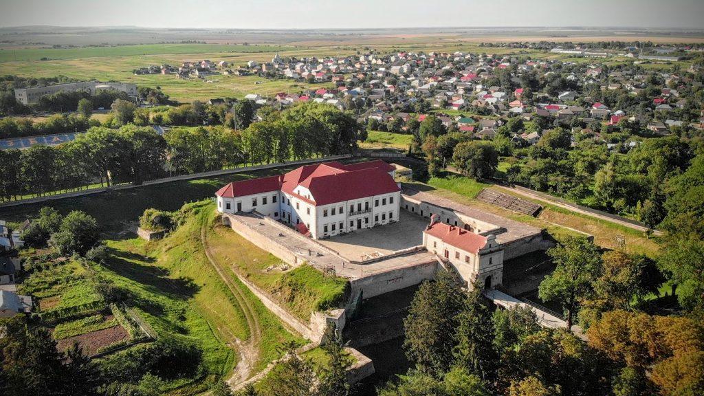 Збаразький Замок, Тернопільська область