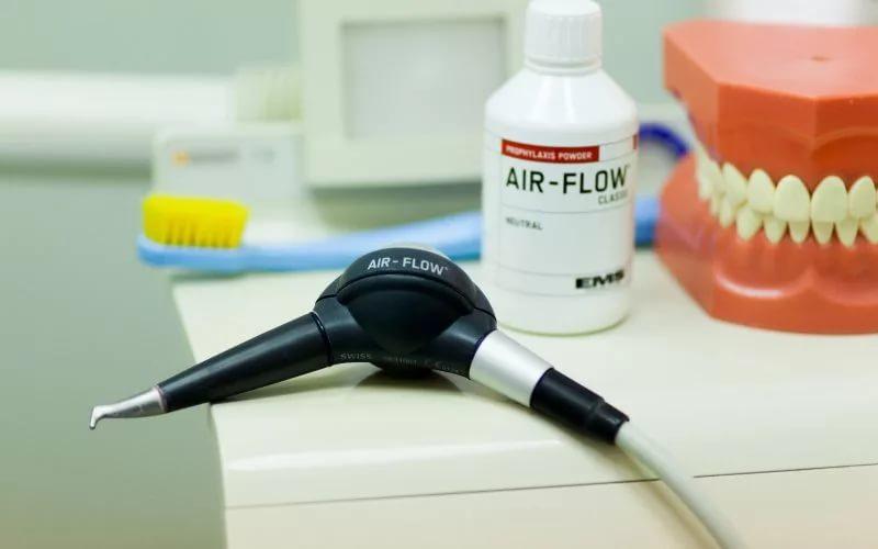 Аппарат для чистки Air Flow