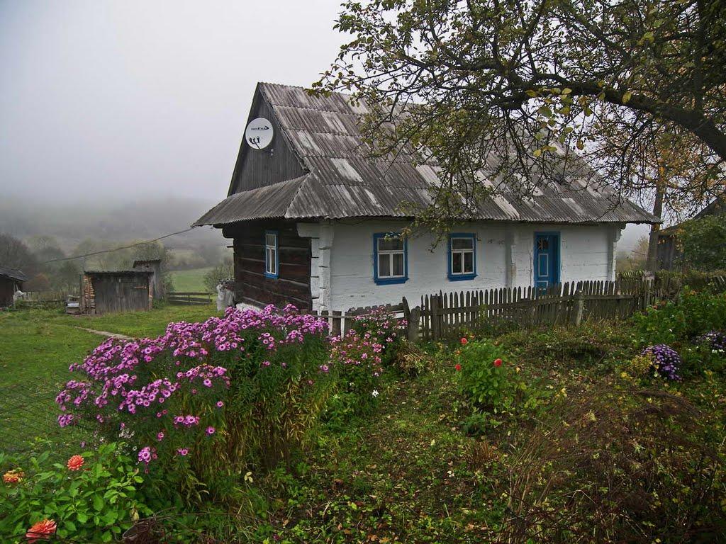 Село Мохнате