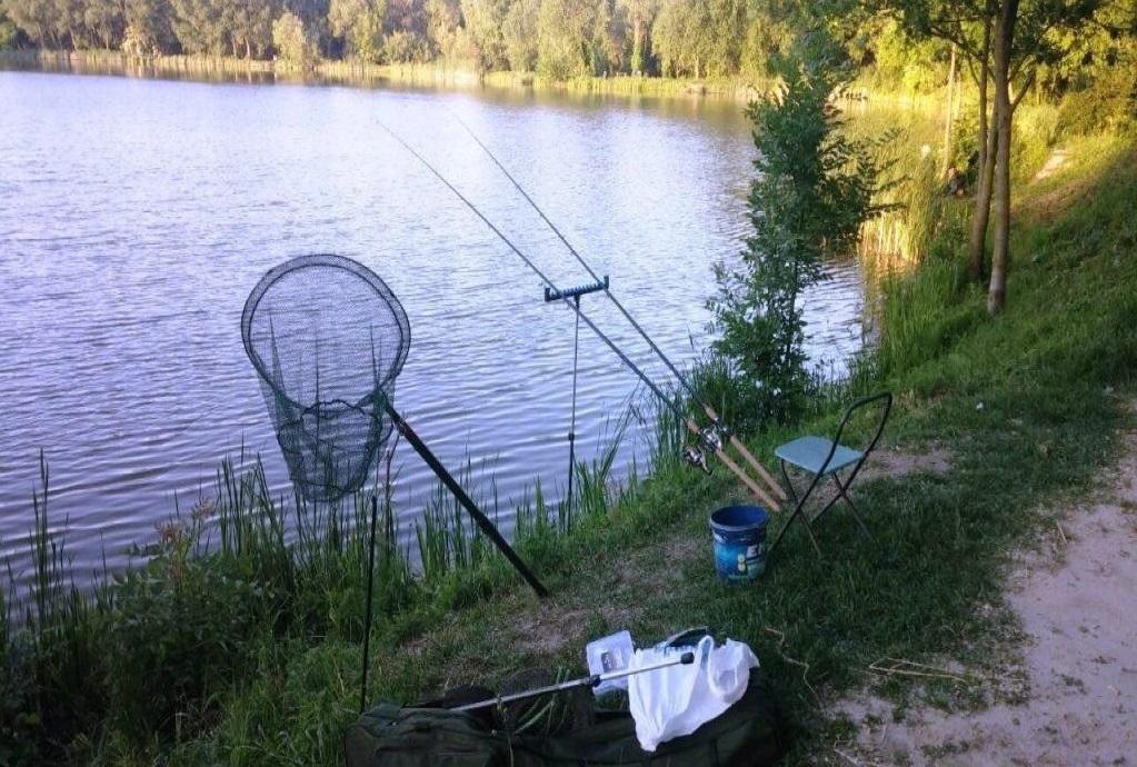 Рыбалка в Красном