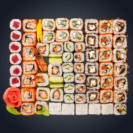 суши сакура