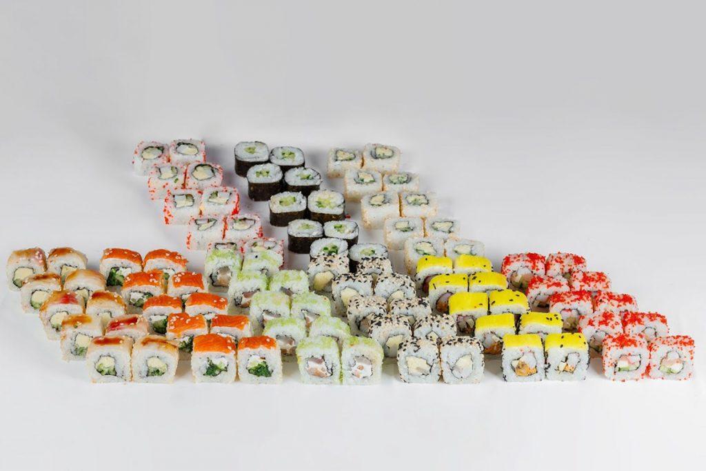 Сезонний сет суші від «Японіки»