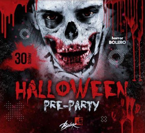 «Halloween Pre-party»