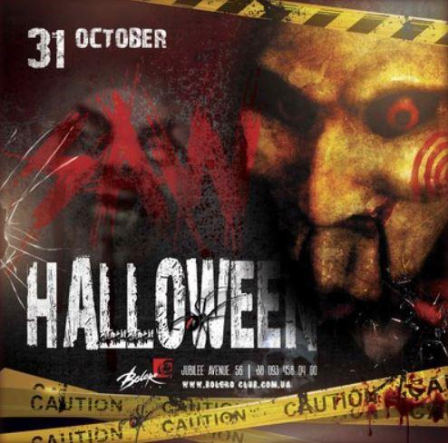 «Halloween-Saw»