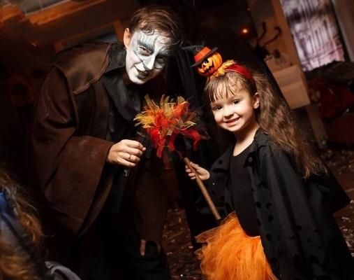 «44 Favorite Place» детский Хэллоуин