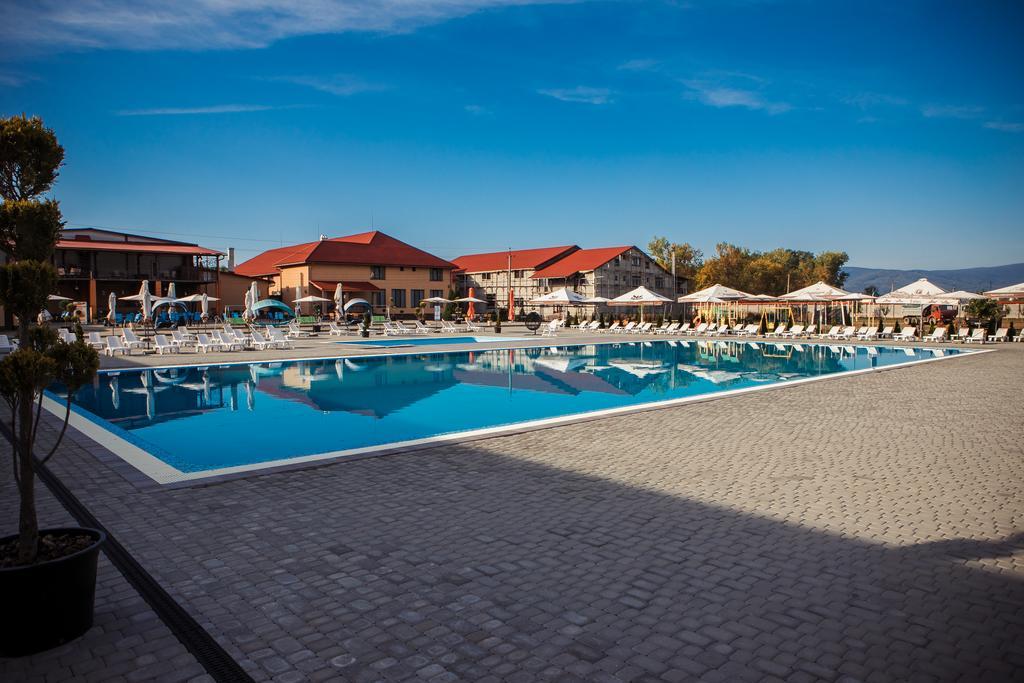 Відкритий басейн для сімейного відпочинку влітку в Карпатах, «Іллара»