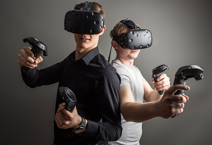 Клуб віртуальної реальності в Дніпрі