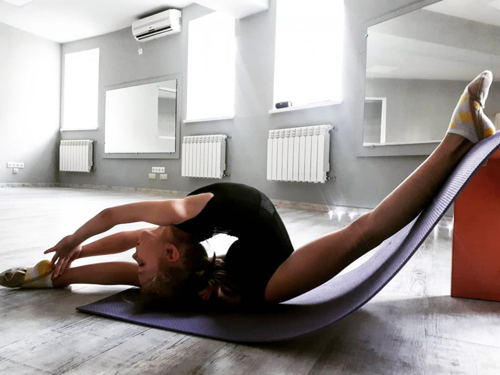 Даже на каникулах нужно оставаться активным и развивать тело