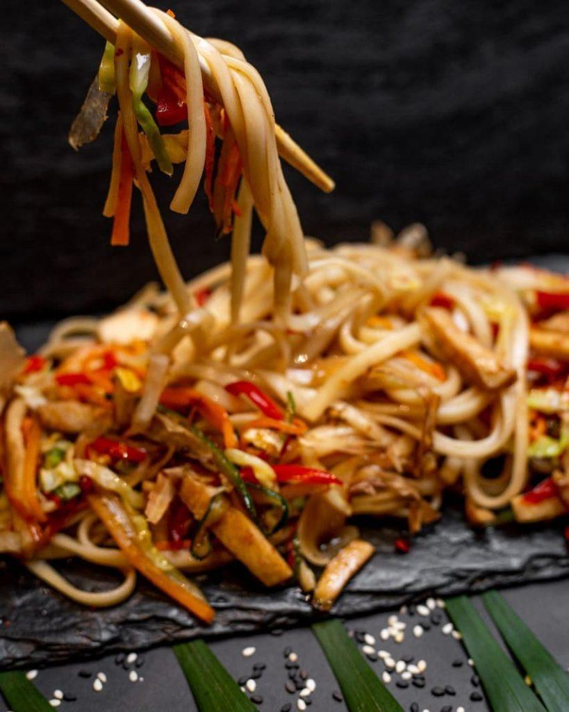Wok за новим рецептом від «Суші Wok» – це варто спробувати
