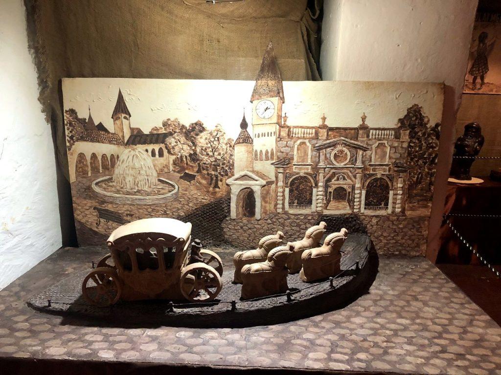 В Музеї шоколаду