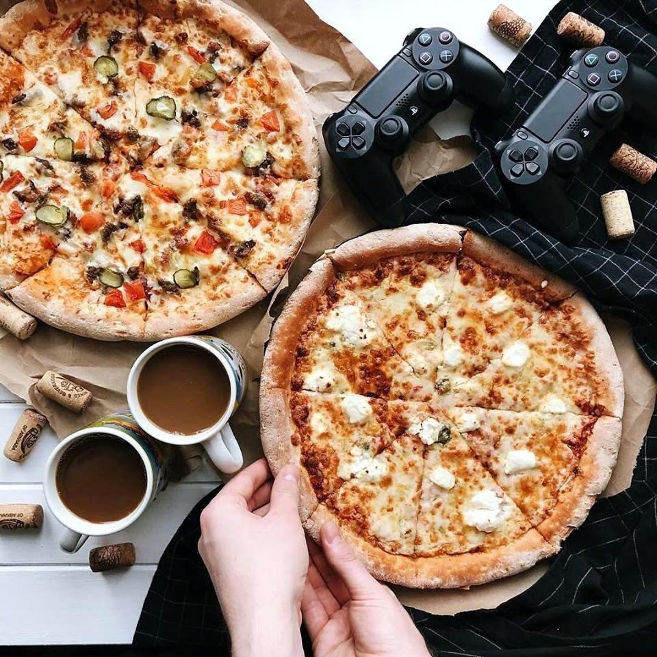 піца вдома