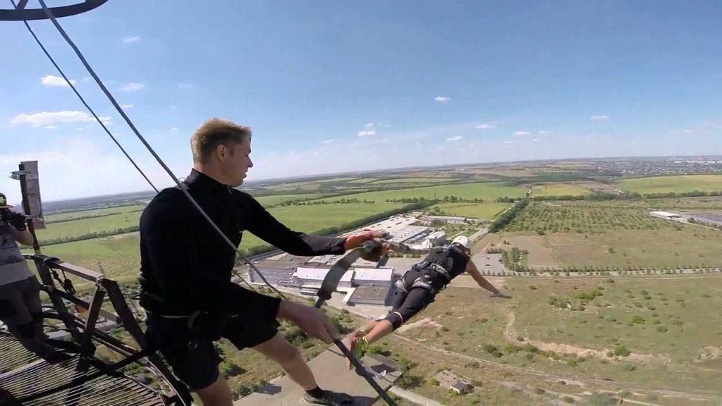 126 метрів — для справжніх екстремалів