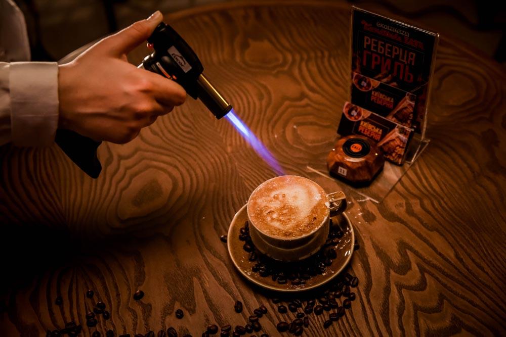 Реберня кофе