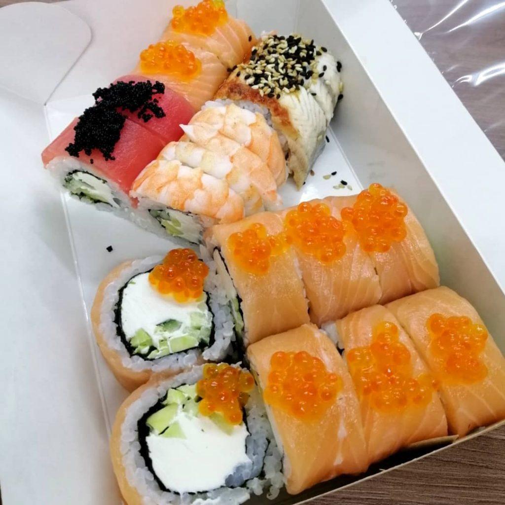 «Sushi for you» – свято смаку в один клік