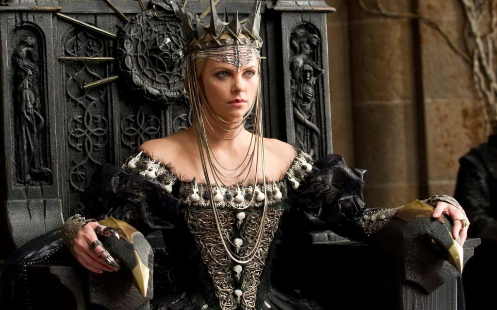 королева шарліз терон