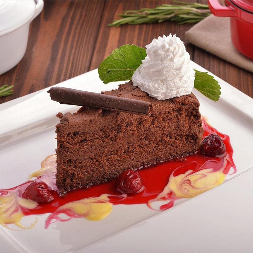 Ресторан «Чемодан» десерт