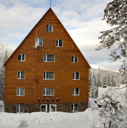 Готель «Добош», Драгобрат, Закарпатська область, 30 км від Буковеля