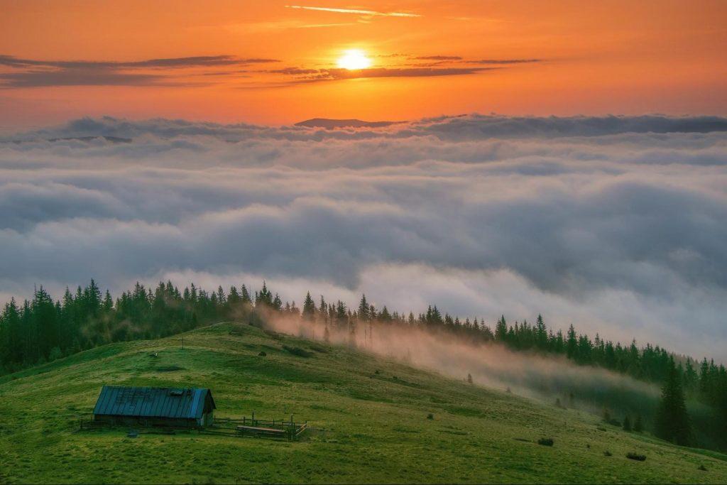 карпатский национальный парк
