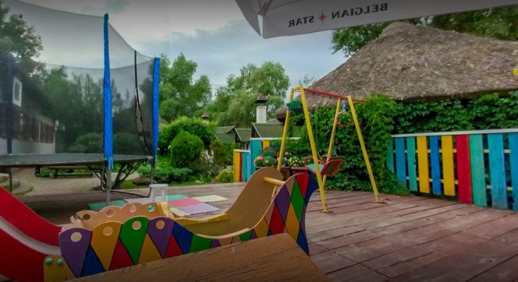 Детская площадка «Козачок»