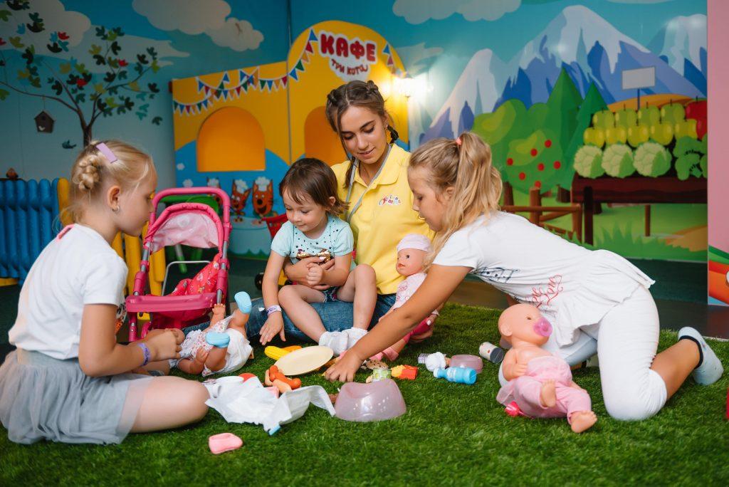 Детски центр «Країна Мрій»