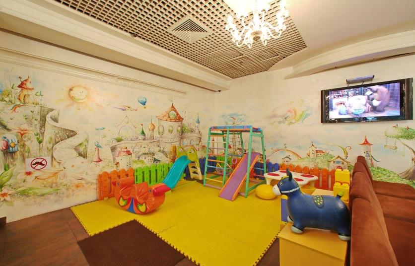 Детская комната в «Mafia»
