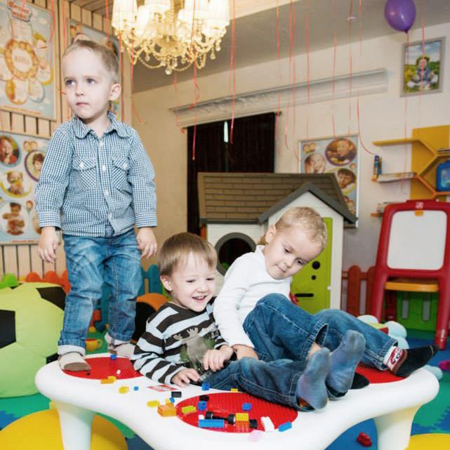 «Mafia»: детская комната
