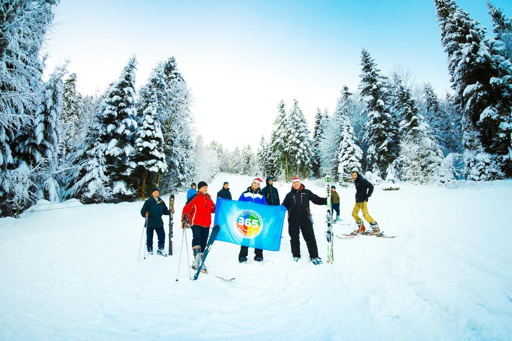 Уроки катання на лижах від інструкторів «Трускавець 365»