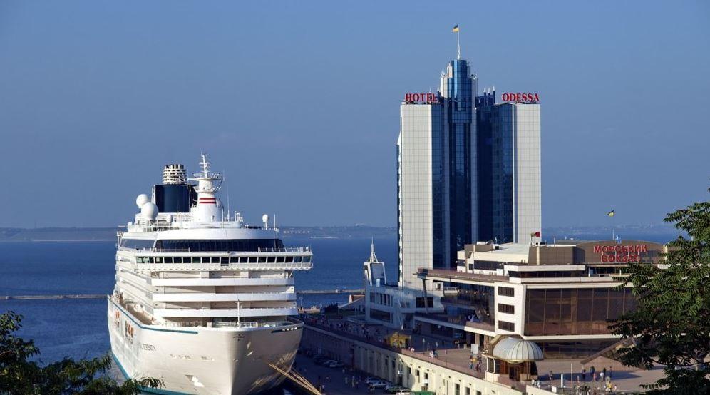 Одеський морський порт и вокзал