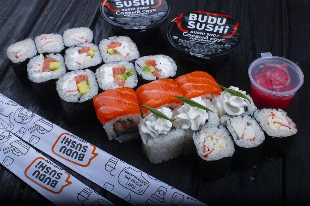 буду суші
