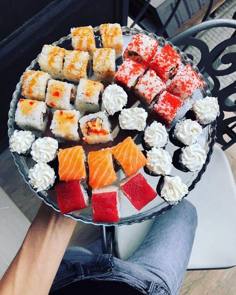 доставка буду суші
