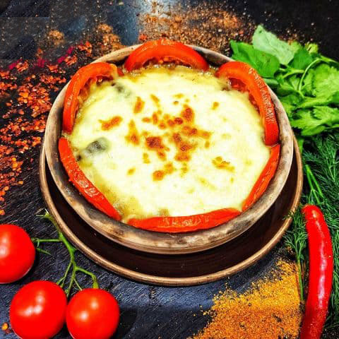 М'ясо по-тбіліськи – замовляйте доставку їжі з грузинського ресторану «Хванчкара»