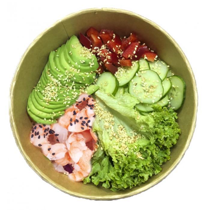Боул від «Кіото Sushi & Pizza»  – для любителів смачної і здорової їжі