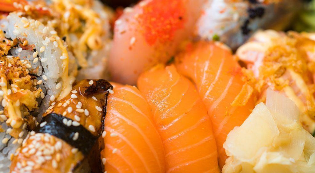 Японська кухня від «Mr.Chang»