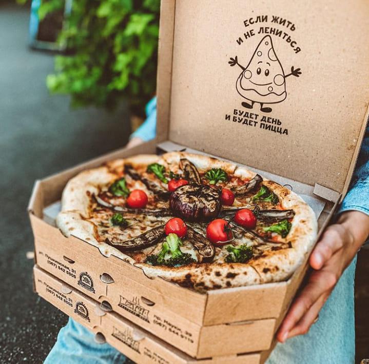 Піца від «Монтана»