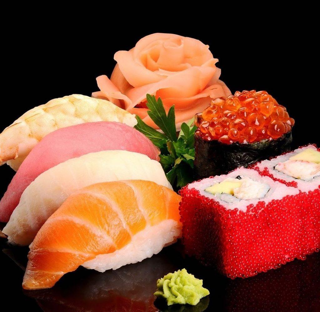 Японська кухня від «Okada»: не тільки смачно, але і красиво
