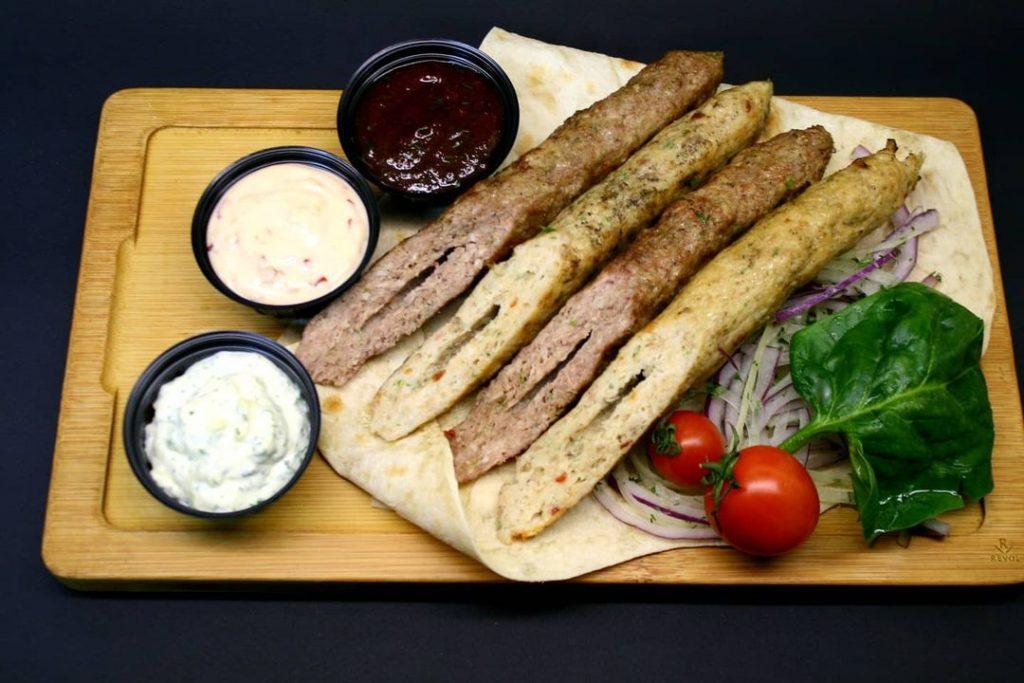 Люля-кебаб від сервісу «Папа у м'ясо»