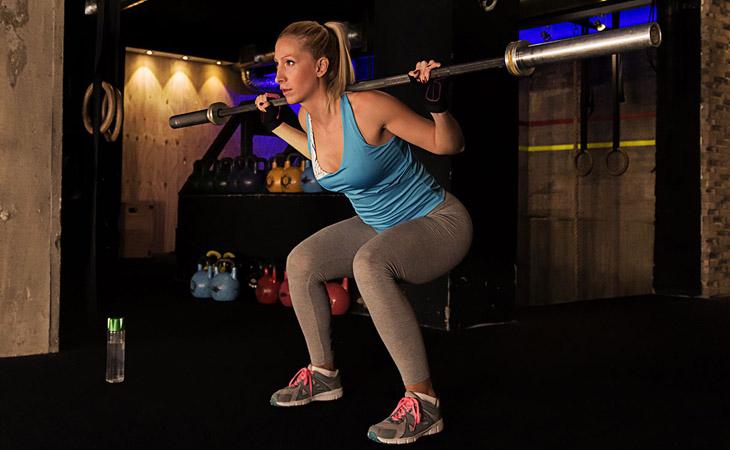 Для ног и ягодичных мышц