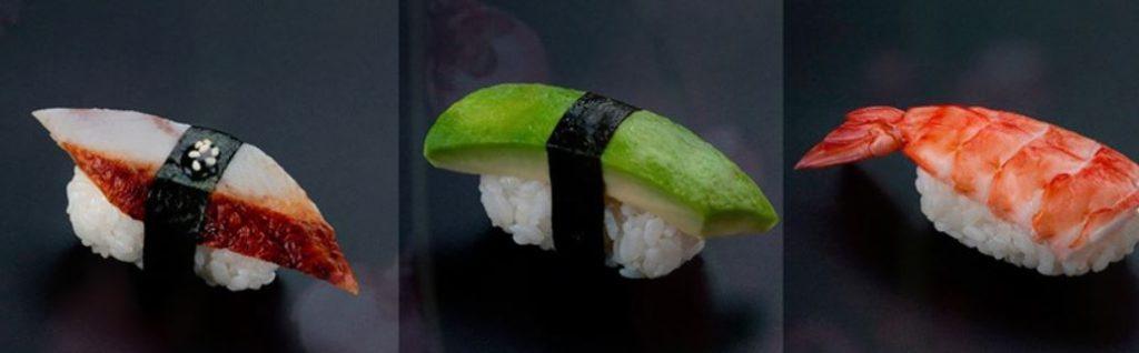 Суші від сервісу доставки їжі «Сакура»