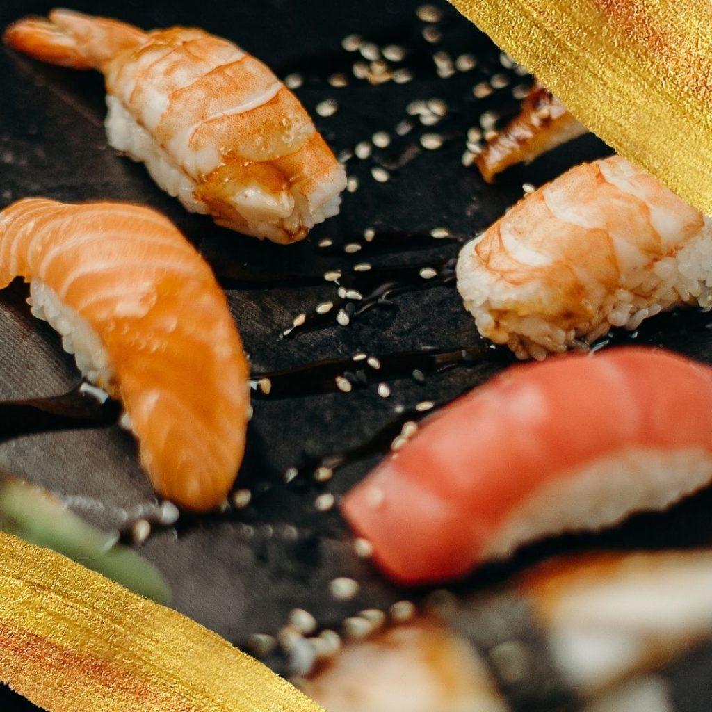 «SunSet»: суші