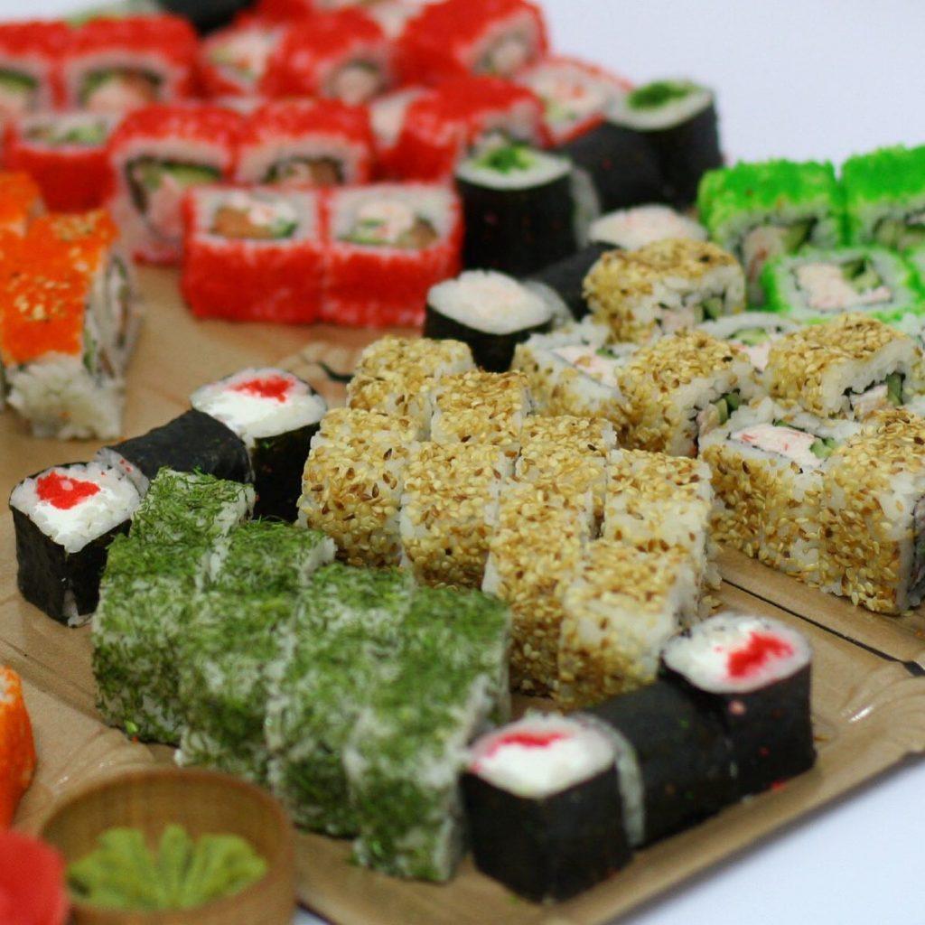 Японська кухня від «Суші Сет»