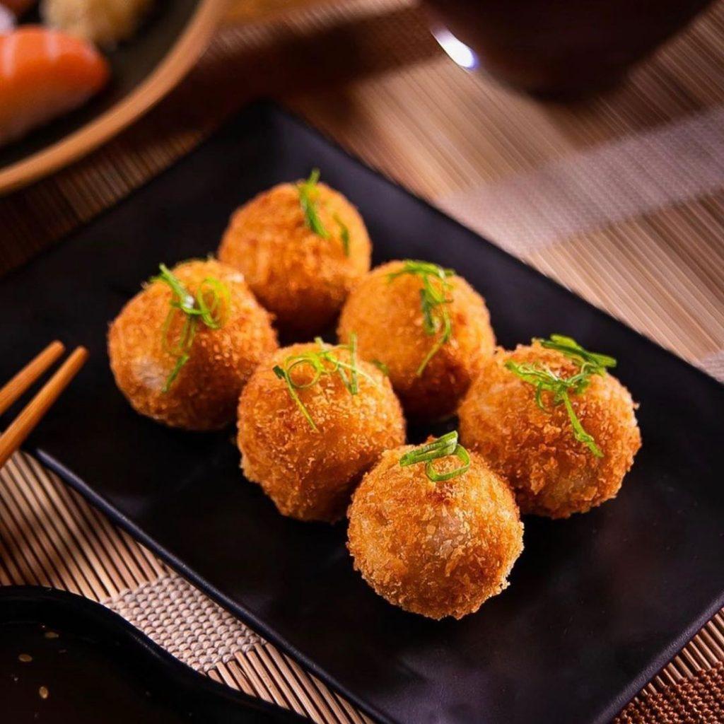 Рисові кульки від «СушіТокіо»