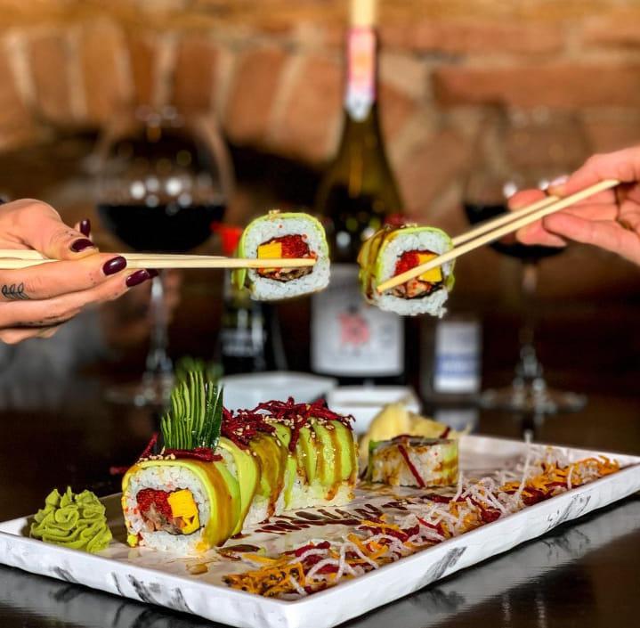 Японская кухня от «44 Favorite place»