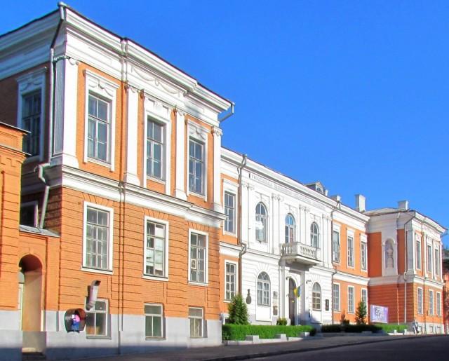 Самый старинный корпус Университета