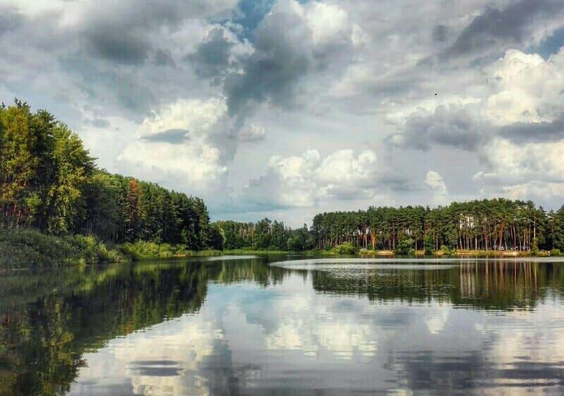 Заміський комплекс «Soich Park», річка