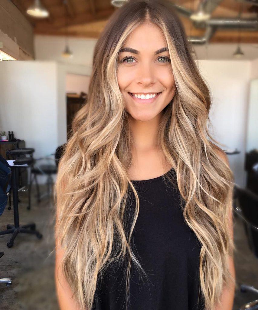 Техніка бейбілайтс надасть вашому волоссю об'єму і сяючого вигляду