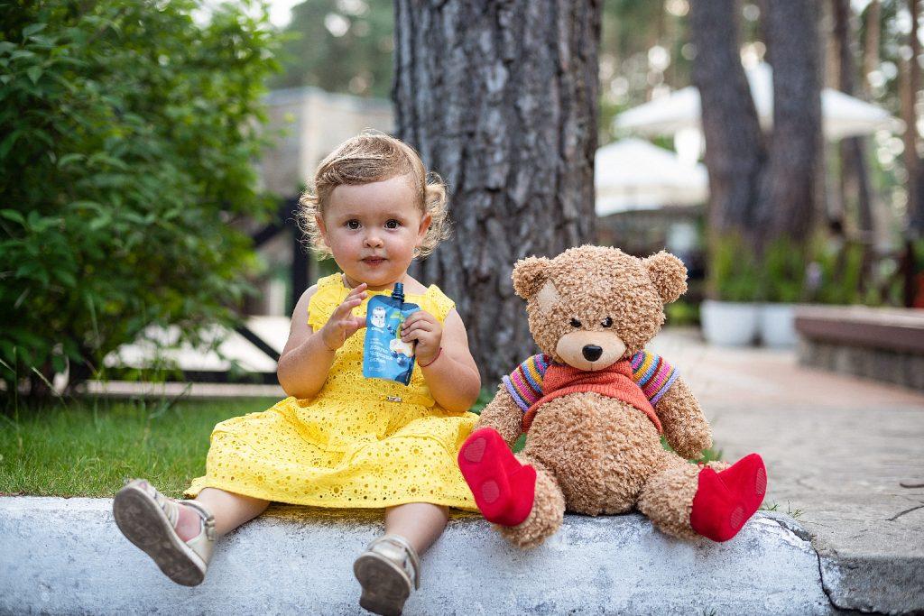 Дитяча фотосесія в Бучацькому парку