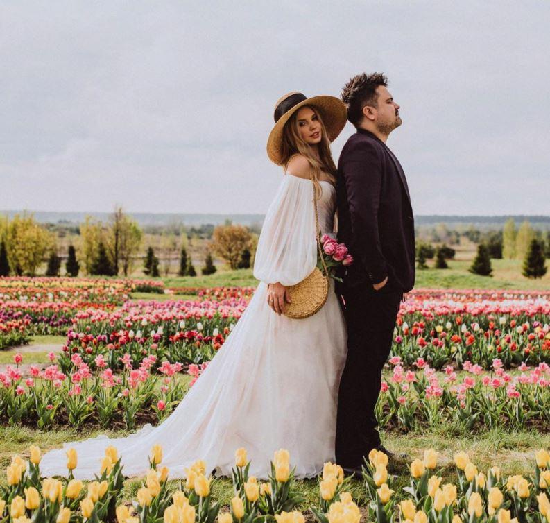 Весільна фотосесія в Добропарке