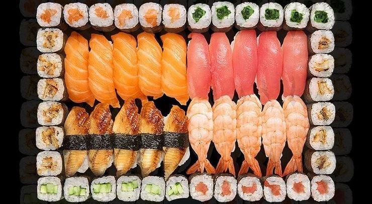 Сет від «Dino Sushi»