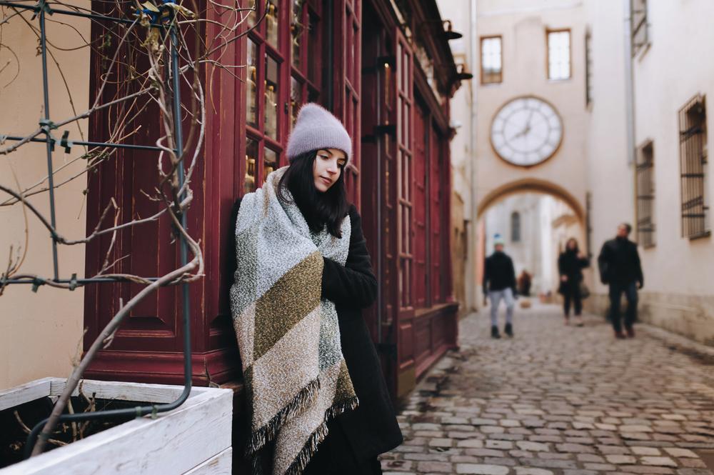 Вірменська вулиця стане прекрасним доповненням до ваших атмосферних фото