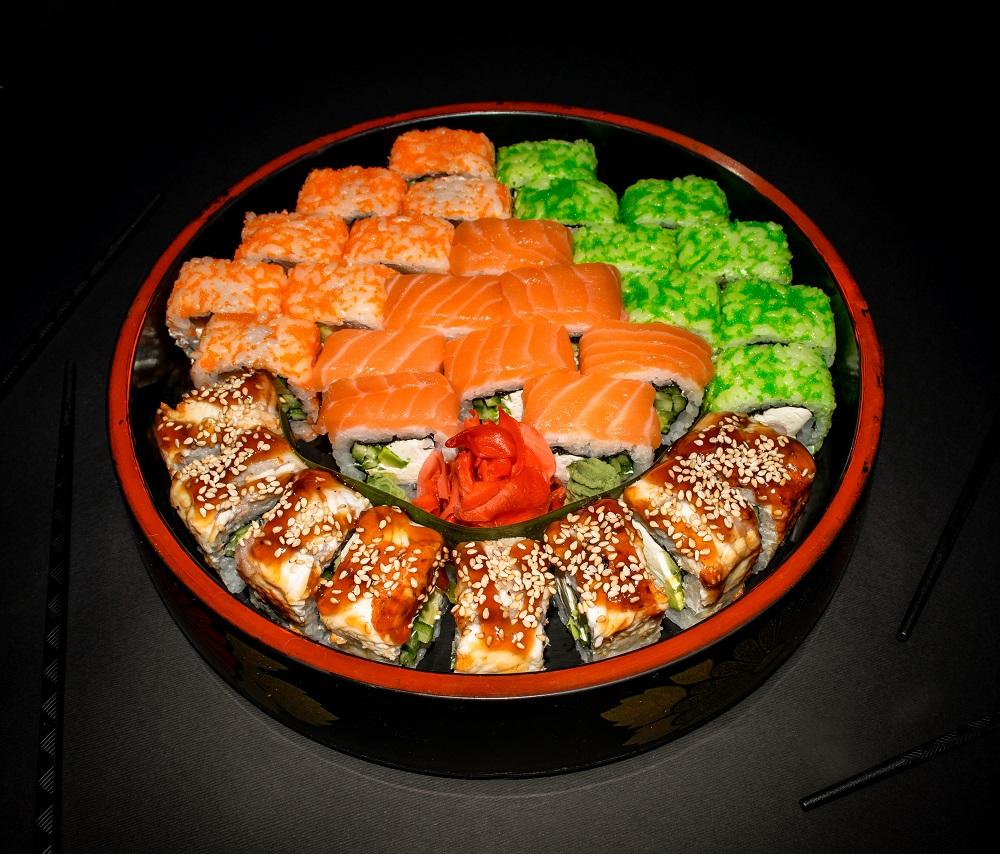«Godzilla Sushi»